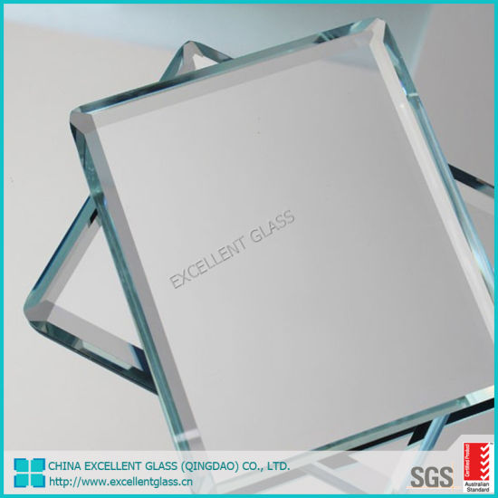 Excellent Float Glass Mirror Price Silver Mirror with Edge Processed
