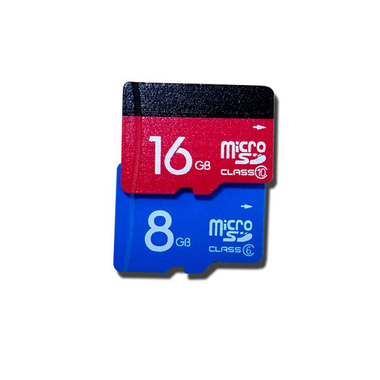 Hot DIY Color Micro Memory Card (U-C002) pictures & photos