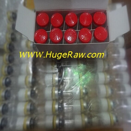 High Purity Peptide Lyophilized Powder Ghrp-2 Ghrp-6 pictures & photos