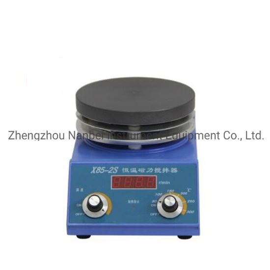 Chemical Use Heating Lab Magnetic Mixing Machine