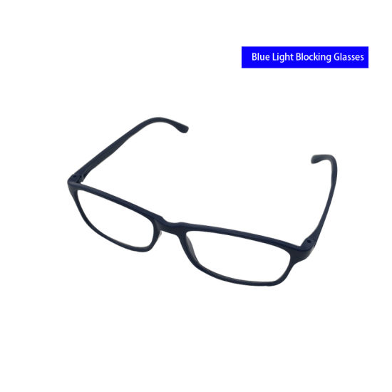 Thin Tr90 Rectangular Reading Glasses for Men Wowen Magnification 1.0 to 3.5 pictures & photos