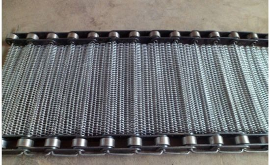Metal Mesh Belt for Drying, Washing, Tunnel Oven Equipment pictures & photos