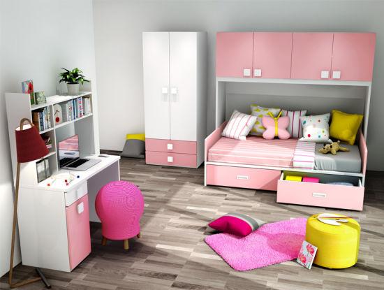 China New Designs Children Furniture Bunk Bed (WATT Bridge) - China ...