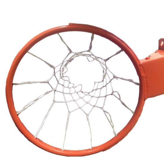 Outdoor in-Ground SMC Backboard Basketball Stand for School or Park pictures & photos