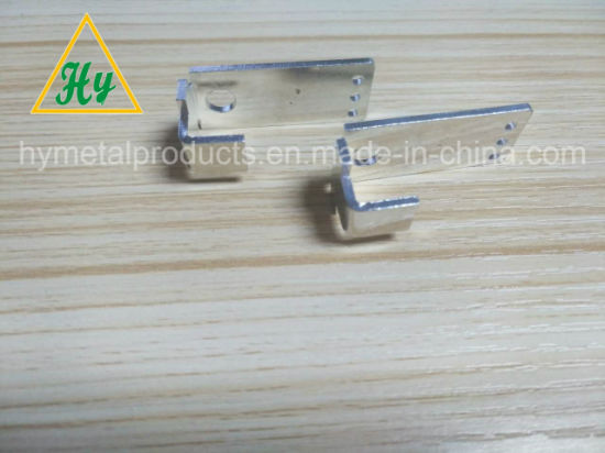China Supplier OEM Custom Metal Parts/Bending Parts with Black Plating pictures & photos