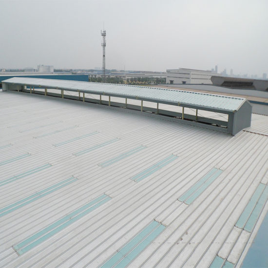 Bolted Connection Prefabricated Steel Warehouse