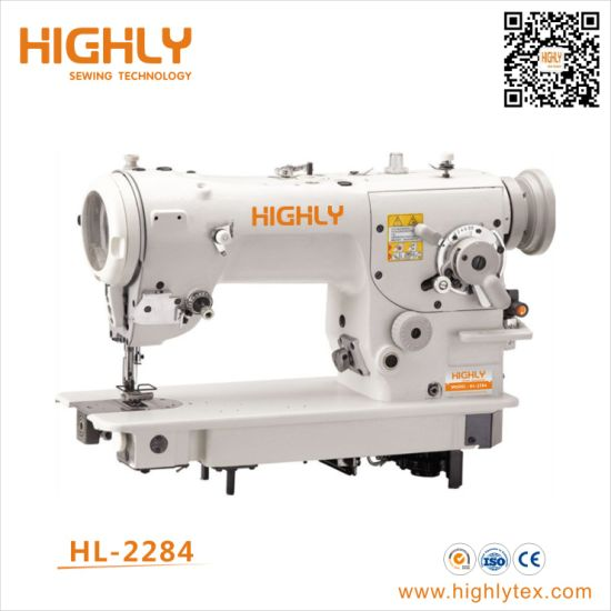 Hl-2284 High Speed 2-Steps 3-Steps 4-Steps Zigzag Sewing Machine pictures & photos