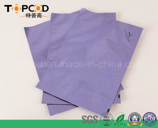 ESD Shielding Aluminum Foil Doypack with OEM pictures & photos