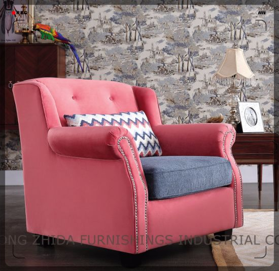 China Hot Sell Promotion Cheap Fabric Sofa for Living Room - China ...