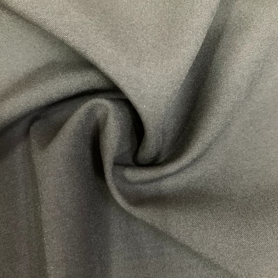 Nylon Rayon Stretch Twill Fabric