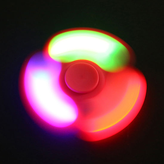 Hand Spinner Fingertip Toy LED Fidget Gyroscope / Fidget Spinner / Finger Spinner pictures & photos
