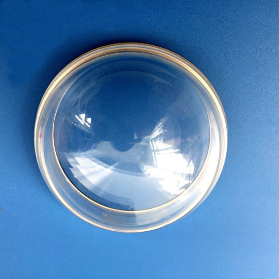 Spherical Optical Glass Dome Lens for Camera