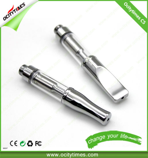 Branding Logo Glass Tube Cbd Oil Cartridge pictures & photos
