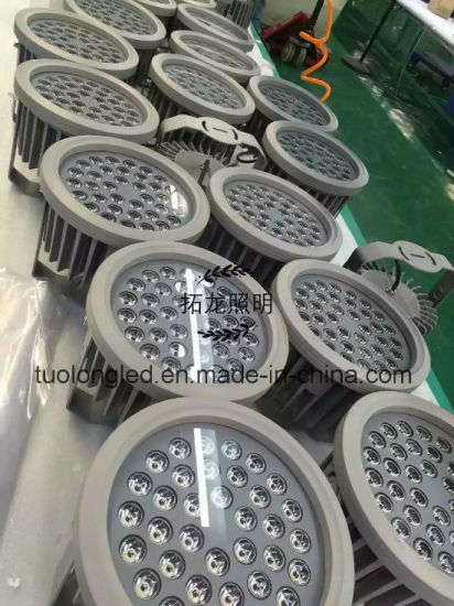 60W High Power LED Floodlight with DMX512 Control IP65 Outdoor RGB LED Light pictures & photos