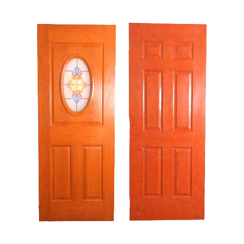 Polyurethane Foam Core Sheet Moulding Compound Door pictures & photos