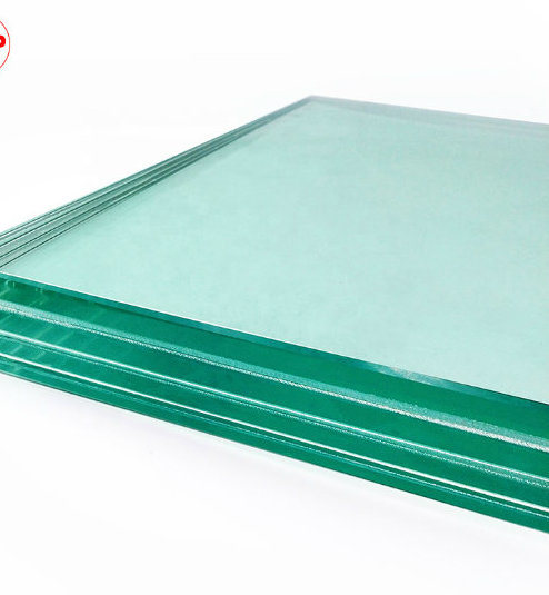 Safety Building Glass Fencing/Tempered Laminated Glass for Building with Factory Price