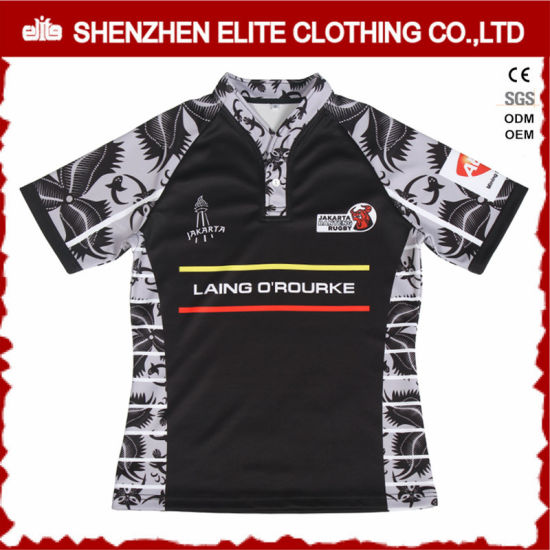 2b748200cc3 New Zealand Custom Made Sublimation Printed Rugby Jersey (ELTRJJ-152)  pictures   photos