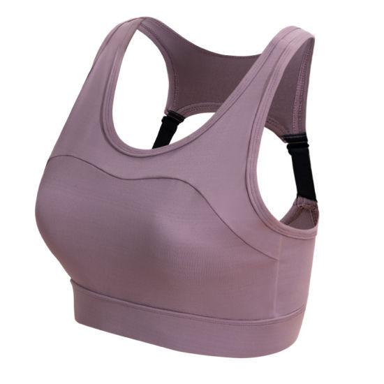 98b85e9166ab7 China Sports Bra Push up Fitness Running Yoga Bra Underwear Cotton ...