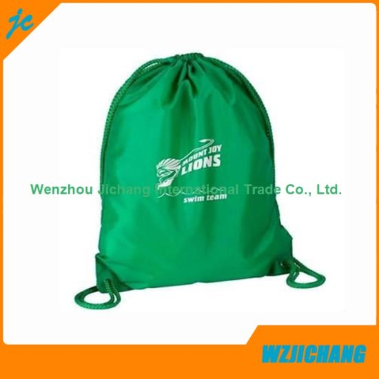 403a8f5bd967 China Color Printed Drawstring Non Woven Bags - China Plastic Bag ...