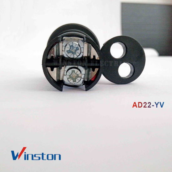 LED Indicator Lighting Voltage Meter Signal Lamp (AD22-YV) pictures & photos