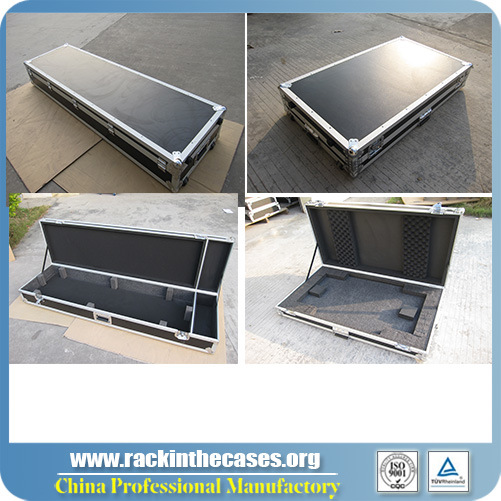 Flight Case Keyboard Case for Stage Equipment Aluminum Tool Case