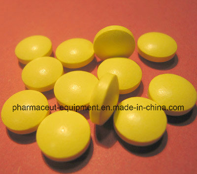 Lab Small Capacity Tablet Pill Film Coating Machine (coating pan interchangable) pictures & photos