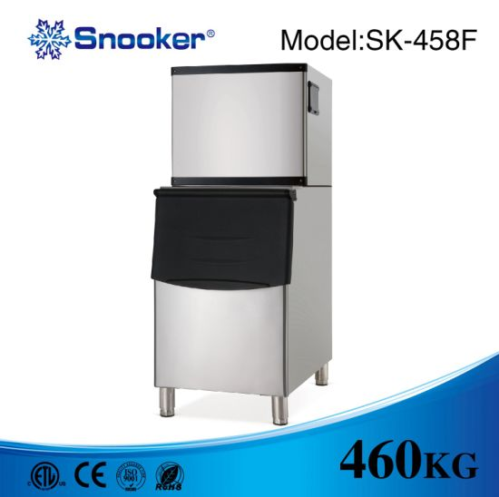 Commercial Use Granular Ice Maker Ice Machine 26~909kg pictures & photos