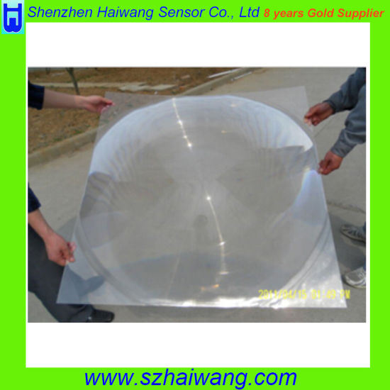 Factory Supply Fresnel Lens for Solar Cooker (HW-F1000-5)