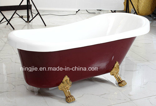 Classical Style Freestanding Bathtub (604A) pictures & photos