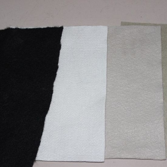 Factory Price Nonwoven Polyester Geotextile Used in Vertical Garden