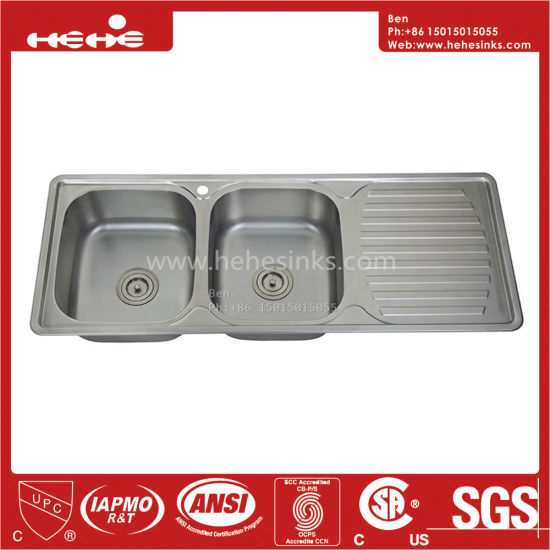 China Stainless Steel Kitchen Sink, Drop in Sink, Stainless Steel ...