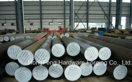 AISI 4320 Steel Hot Forging Round Bar pictures & photos