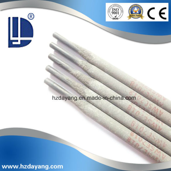 300-450mm Length E7018 E7016 E7024 Welding Electrode pictures & photos
