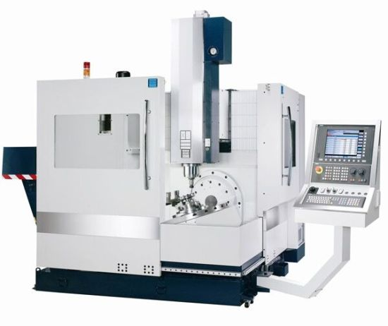 5-Axis CNC Universal Cutting Milling Machine Tools (DU650)