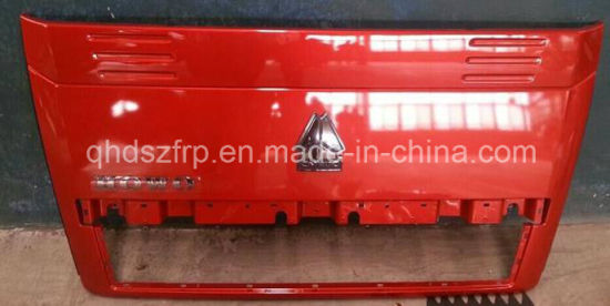 FRP/GRP Heavy Duty Truck Bumpers Auto Body Parts