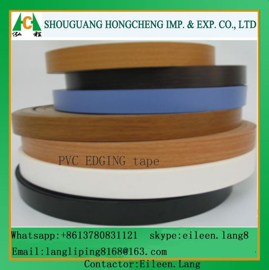 PVC Edging Tape for Furniture