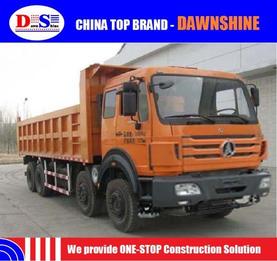 Beiben 6X4 10wheels 25 Ton Dump Truck