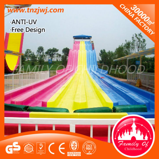 Funny Longest Pool Water Slides Aqua Adventure Park in Guangzhou pictures & photos