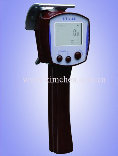 Electronic Digital Tension Meter Measuring Tension Meter for Yarn Copper Wire Fibre pictures & photos