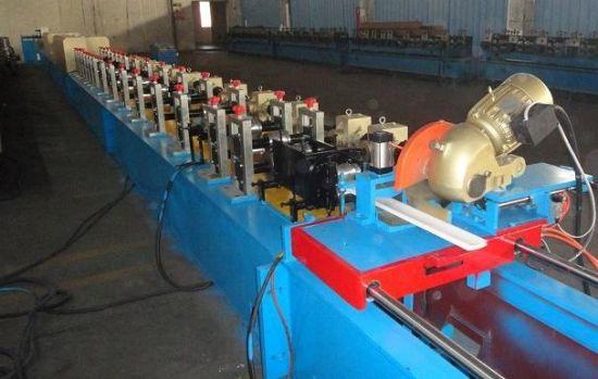 PU Garage Door Sandwich Panel Machine Production Line