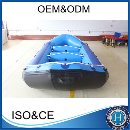 China 13FT PVC Inflatable Raft/ 8 People Inflatable Rafting