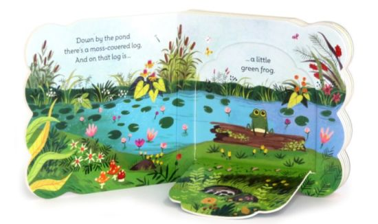 Colorful Picture Educational Activity English Cardboard Children Board Books Custom Printing
