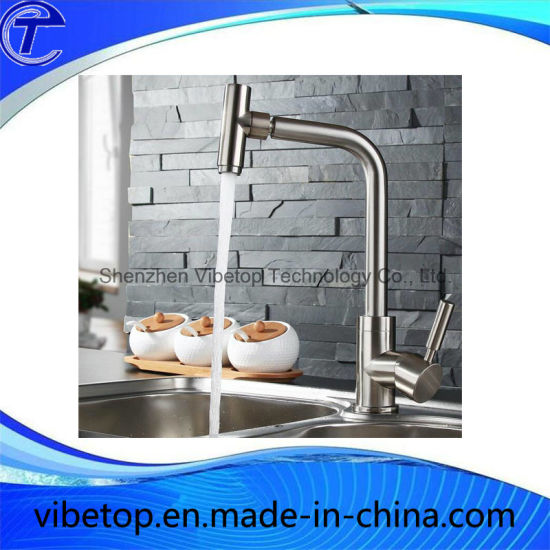 China Factory Wholesale Water Saving Kitchen Faucets - China Kitchen ...