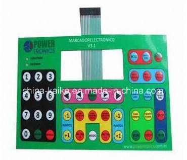 Electronic Membrane Button Switches