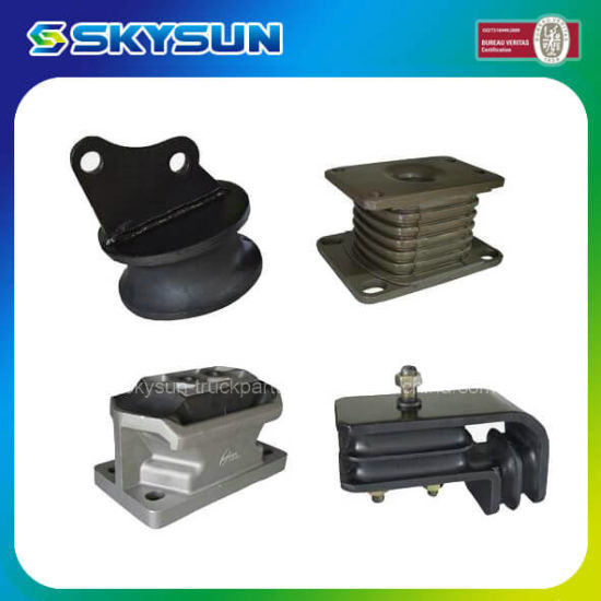 Truck Rubber Parts Center Support Bearing for Mitsubishi T653 (Mc860259) pictures & photos
