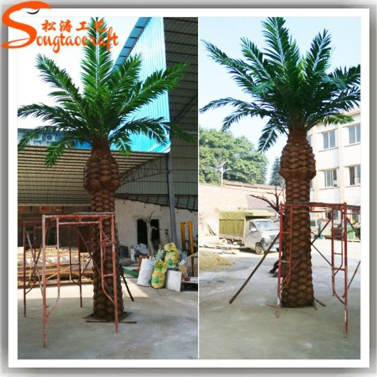 China Distinctive Design Evergreen Outdoor Decorative Artificial