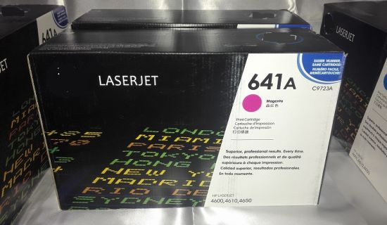 Color Toner 9720 Color Cartridge for HP Laser Jet 4600/4610/4650 pictures & photos