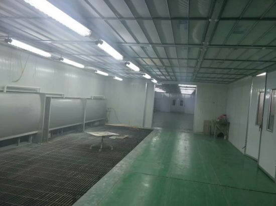 Furniture Paint Booth with 50mm EPS Foam Panel