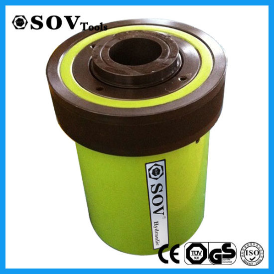 Double Ended Hollow Plunger Hydraulic Cylinder pictures & photos