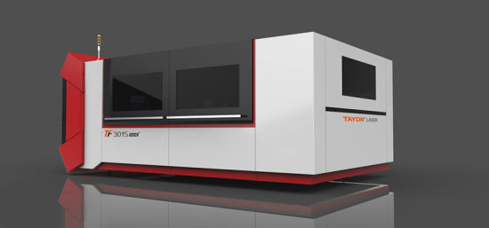 500W, 1000W, 2000W, 3000W, 4000W Ipg CNC Fiber Laser Cutting Machine pictures & photos